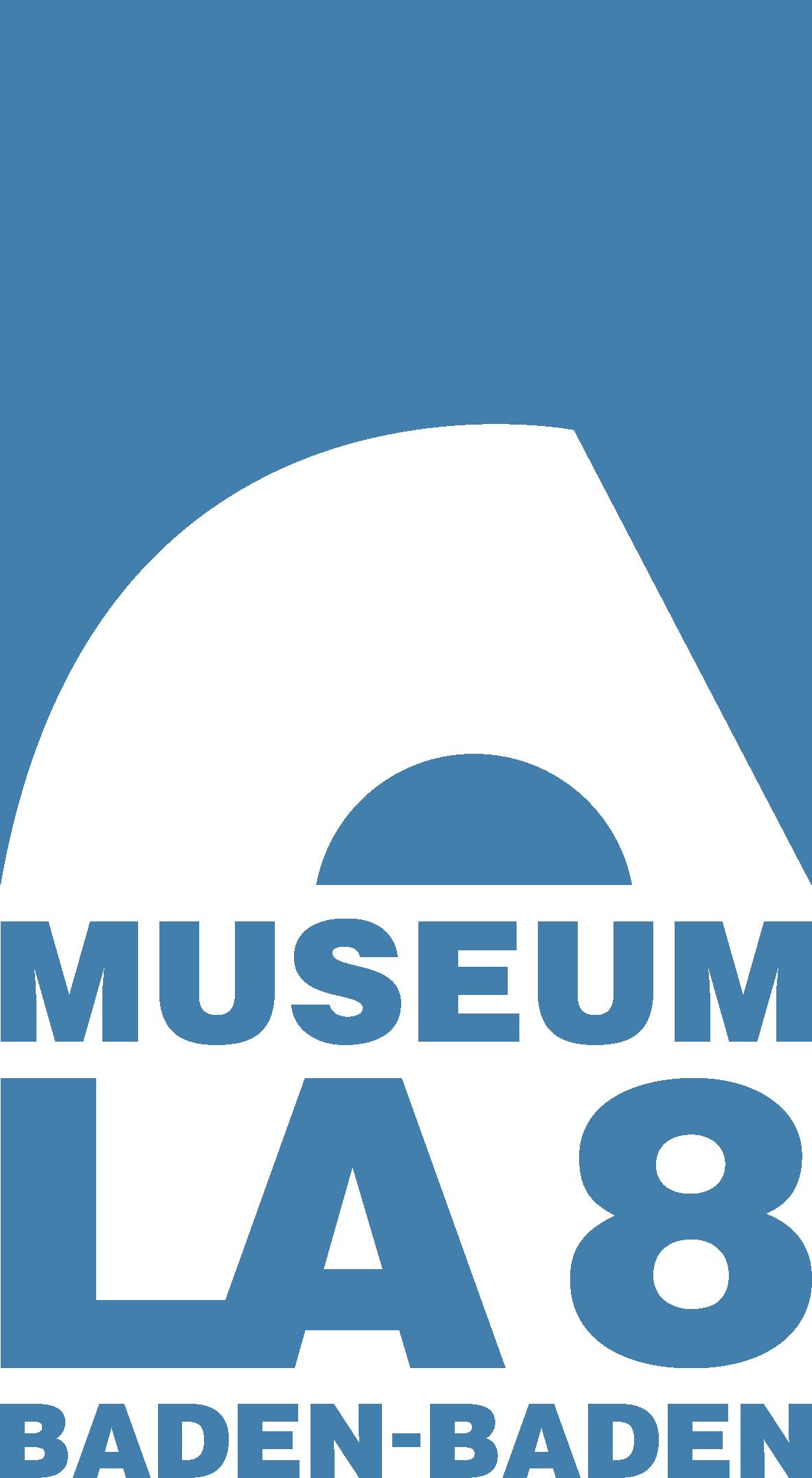 Presse Logo Museumla8 Blau
