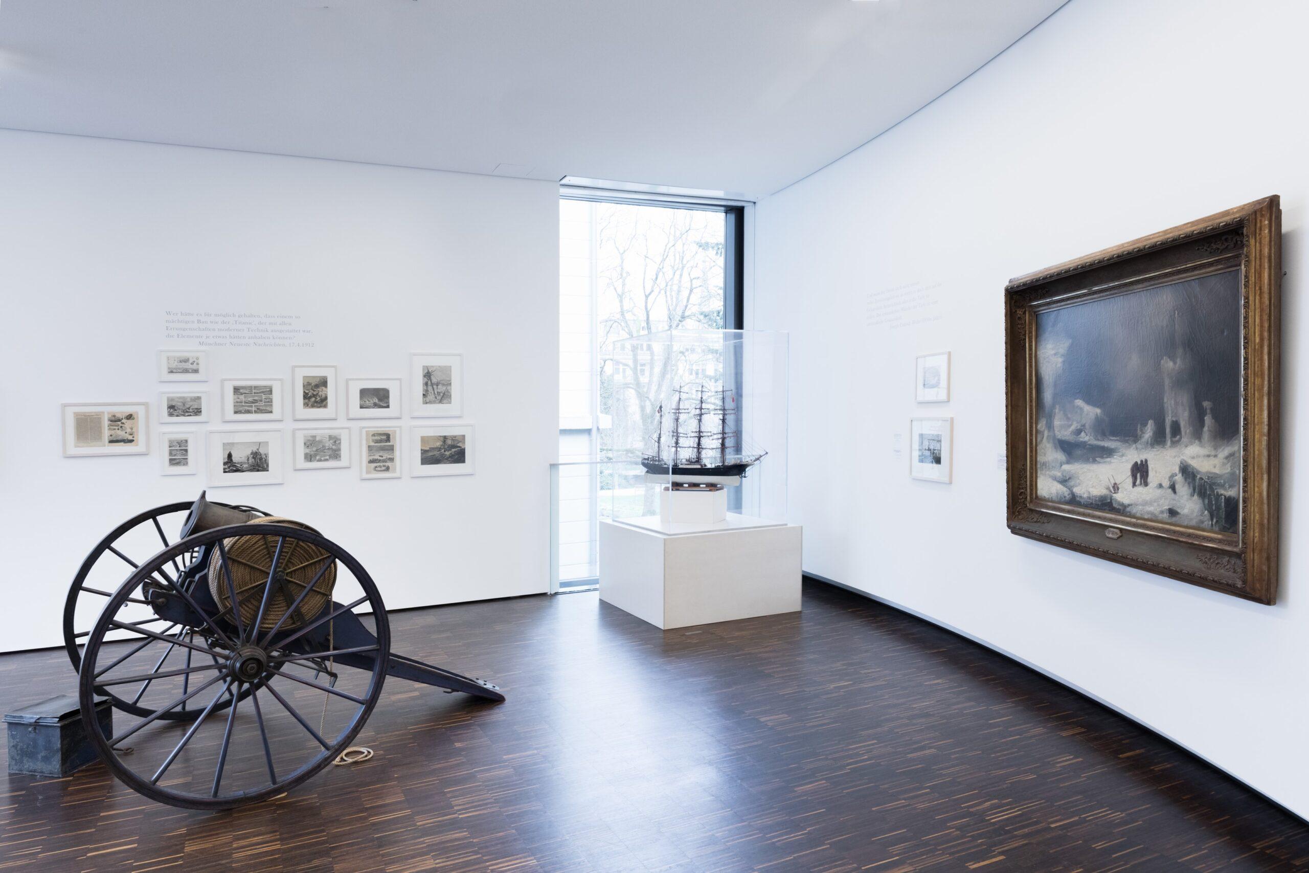 Museum La8 Hohesee Blickindieausstellung F Jesse Kl