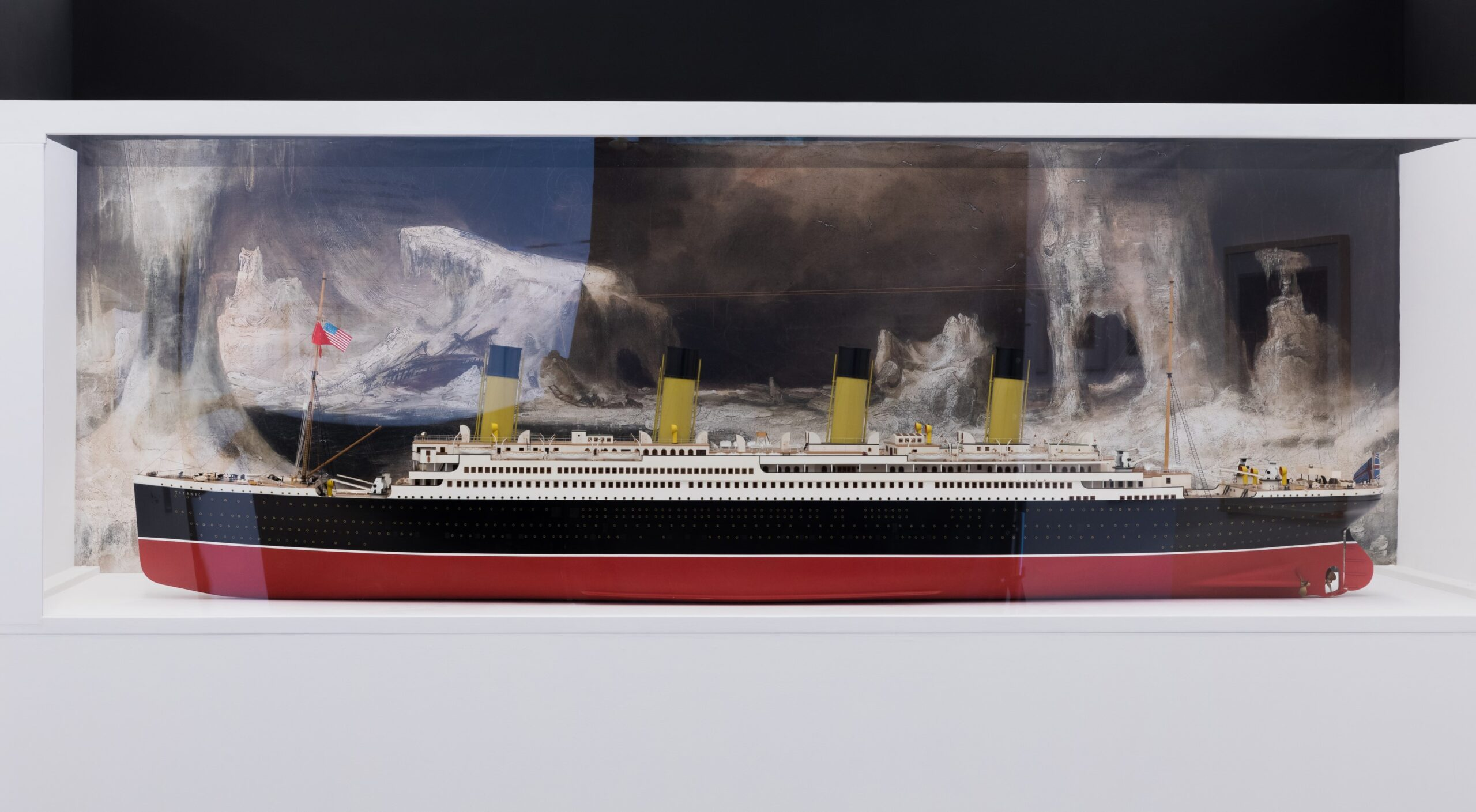 Museum La8 Hohesee Titanic F Jesse Cut Kl